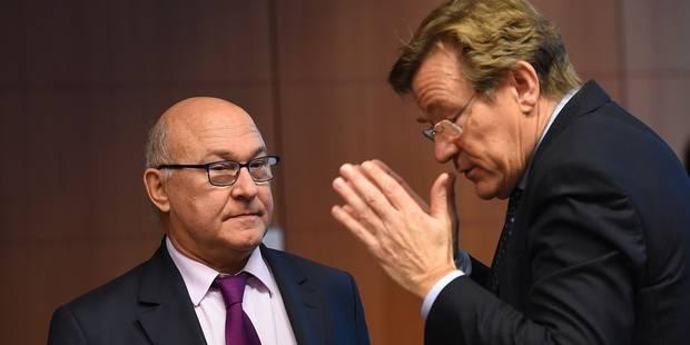 Les pays de la zone euro rappellent la Belgique à ses engagements budgétaires - La DH