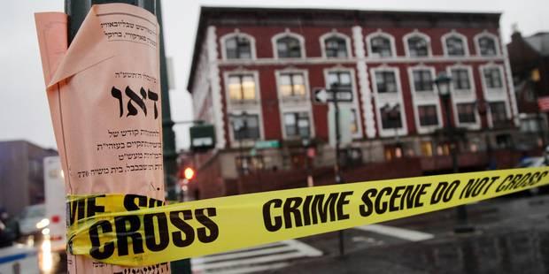Un juif poignardé dans une synagogue de New York - La DH