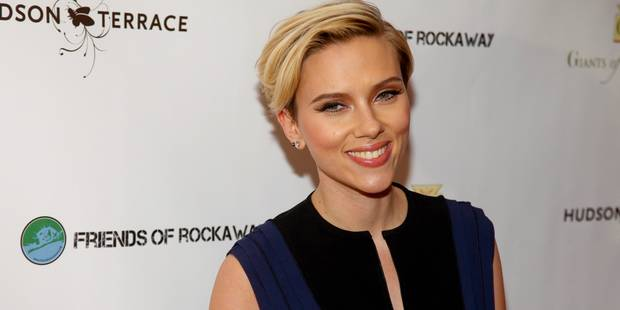Scarlett Johansson: « l'allaitement, parfait pour la ligne » - La DH