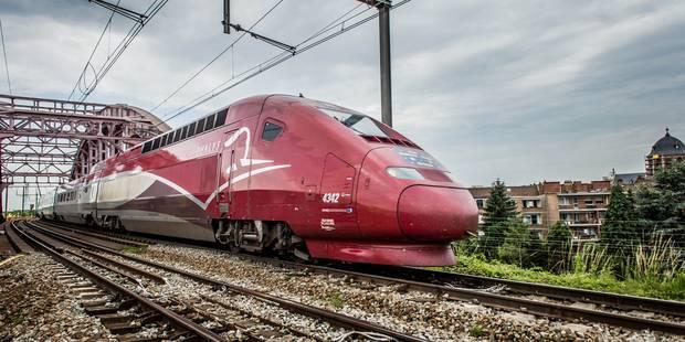 Grève nationale: Les trains à grande vitesse éviteront la Belgique - La DH