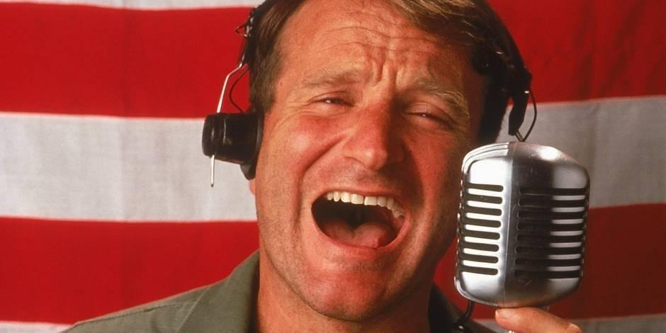 Qu'ont en commun Robin Williams et Julie Gayet?