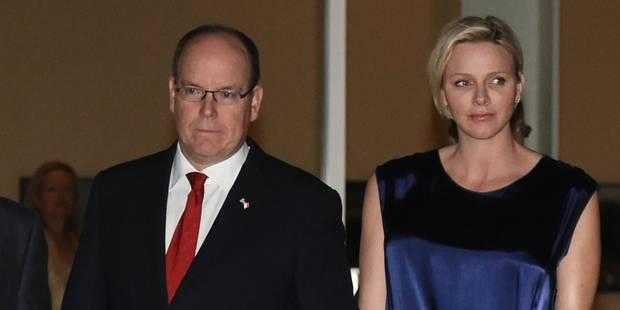 Voici la première photo des jumeaux de Monaco - La DH