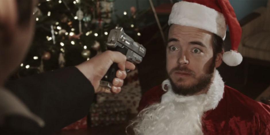 Noël filmé par Tarantino ou Hitchcock, ça ressemblerait à quoi?