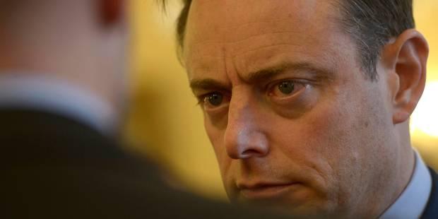 """De Wever: """"Ce gouvernement f�d�ral est une solution temporaire"""""""