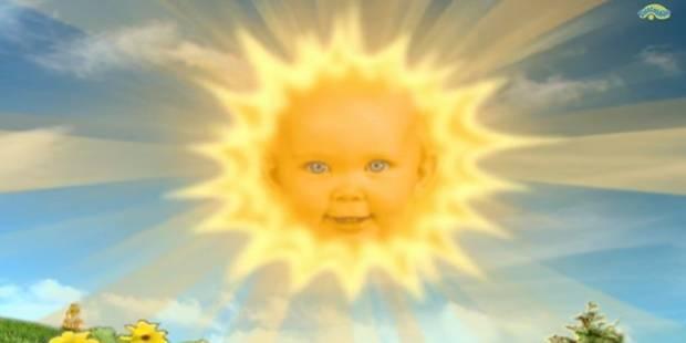 Voici le bébé soleil des Teletubbies, 18 ans plus tard - La DH