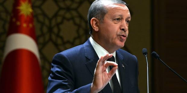 """La Turquie a la presse """"la plus libre du monde"""", affirme Erdogan - La DH"""
