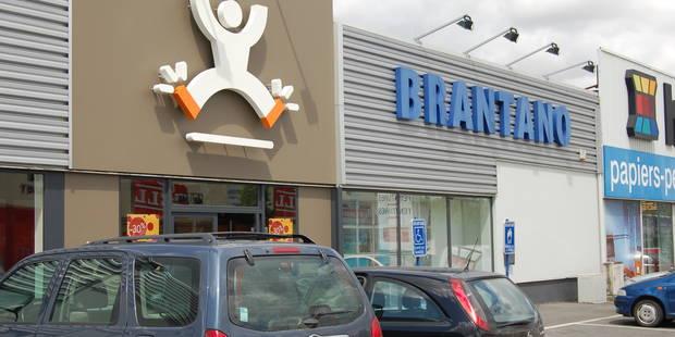 Brantano ferme sept magasins en Belgique - La DH
