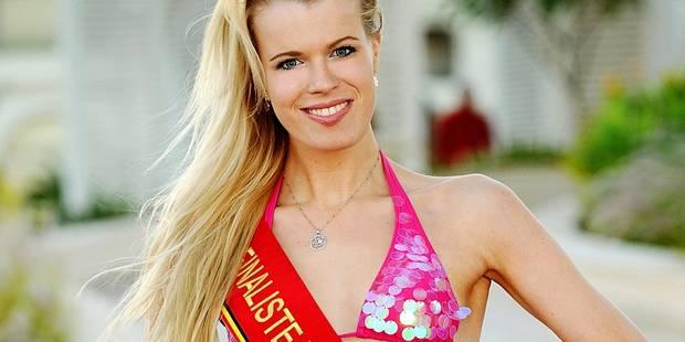Miss Belgique: portrait de Stéphanie Carton - La DH