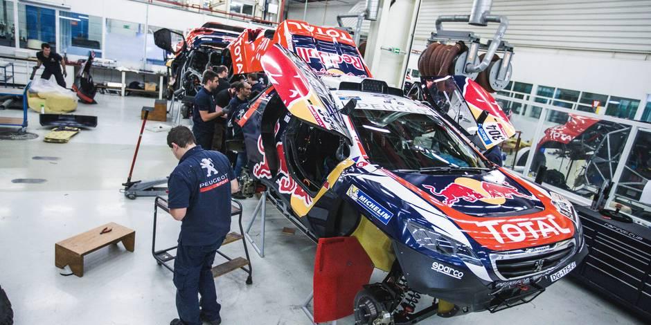 Peugeot au Dakar : les raisons d'un retour