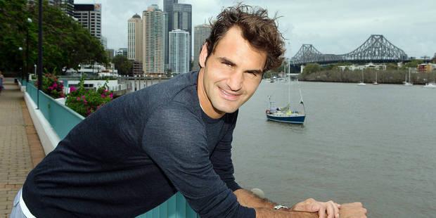 Roger Federer, n°1 dans le coeur des Belges - La DH