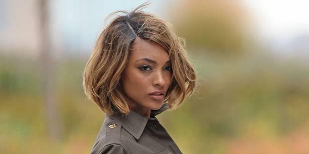 Jourdan Dunn, mannequin noire en Une du Vogue - La DH