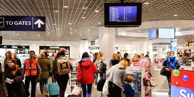 Charleroi Airport: 6,44 millions de passagers en 2014 - La DH