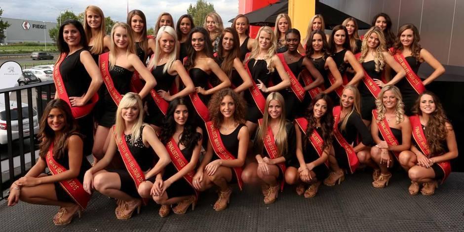Élisez votre Miss Belgique: (re)découvrez les 30 candidates