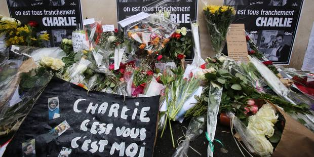 """Apple rend hommage à """"Charlie Hebdo""""... mais n'en aurait pas voulu sur son iPad - La DH"""