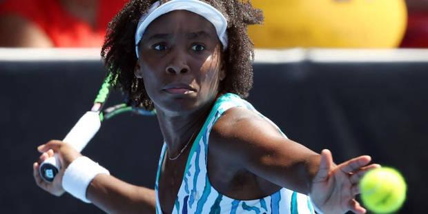 Auckland: Venus Williams enlève son 46e titre aux dépens de Caroline Wozniacki - La DH