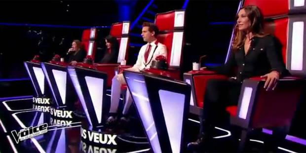 The Voice France cartonne en Belgique, mais sans record - La DH
