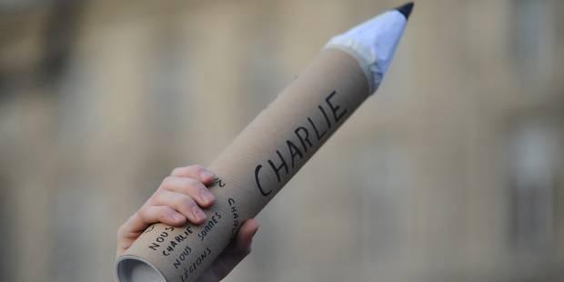 Demandes colossales en Belgique pour le Charlie Hebdo de ce mercredi - La DH