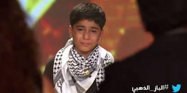 """Un groupe d'enfants de Gaza provoque l'émoi à """"Arab's Got Talent"""" - La DH"""