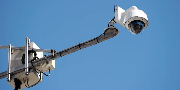 Combien y-a-t-il de caméras de surveillance installées en Belgique? - La DH