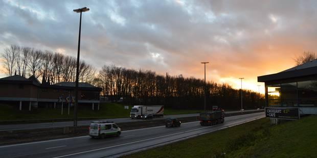 Tournai: course-poursuite et arrestations sur l'autoroute - La DH