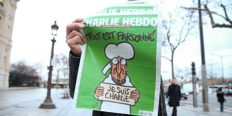 Des libraires bruxellois menacés de représailles s'ils vendent Charlie Hebdo