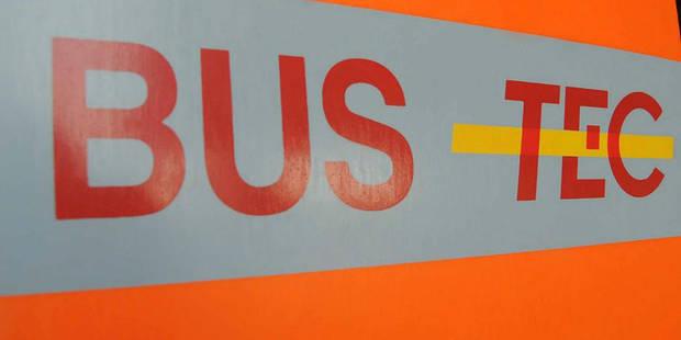 Seulement 33 agressions dans les bus TEC en 2014, un record ! - La DH