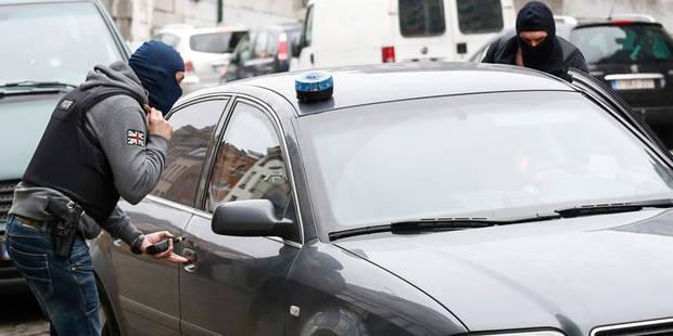 Action anti-terroriste: les trois suspects appréhendés à Verviers restent en prison - La DH
