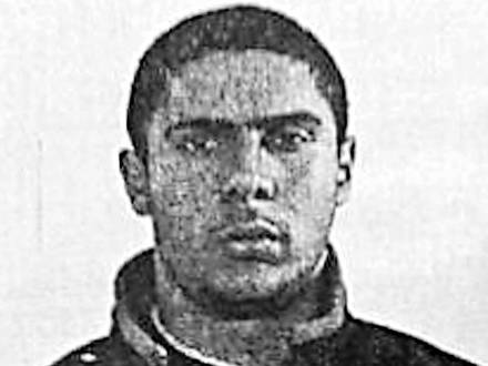 (FILES) - This file picture released on June 1, 2014 and taken on August 15, 2005 shows the 29-year-old suspected gunman of a quadruple murder at the Brussels Jewish Museum, Mehdi Nemmouche. A French court on June 26, 2014 ordered the extradition to Belgium of Nemmouche, suspected of carrying out a deadly shooting at the Jewish Museum in Brussels on May 24 that killed four people. AFP PHOTO - RESTRICTED TO EDITORIAL USE-NO MARKETING NO ADVERTISING CAMPAIGNS - DISTRIBUTED AS A SERVICE TO CLIENTS