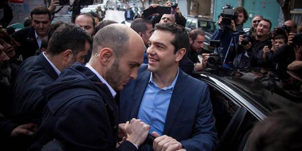Elections en Gr�ce: le parti anti-aust�rit� Syriza vainqueur, Samaras reconna�t sa d�faite