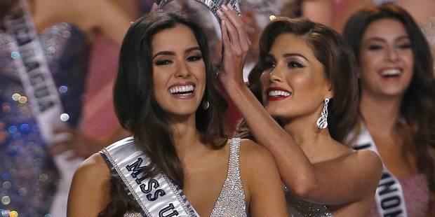 Voici Miss Univers 2014 - La DH