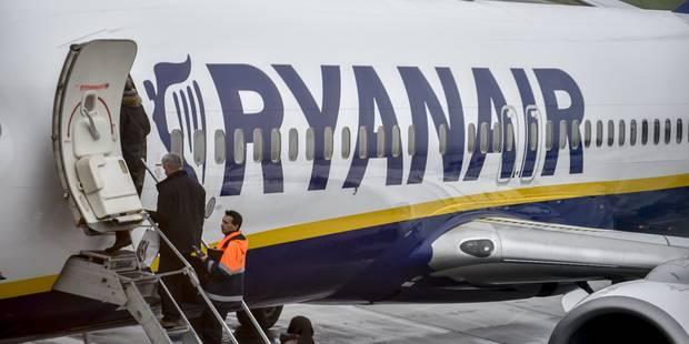 Les compagnies belges marquent un point dans leur combat contre Ryanair - La DH