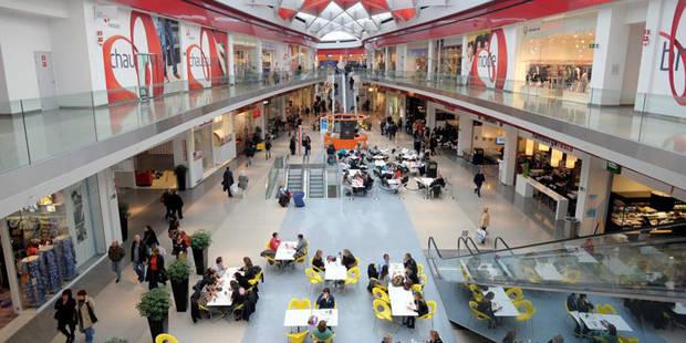 La Médiacité de Liège évacuée pour une alerte à la bombe! - La DH