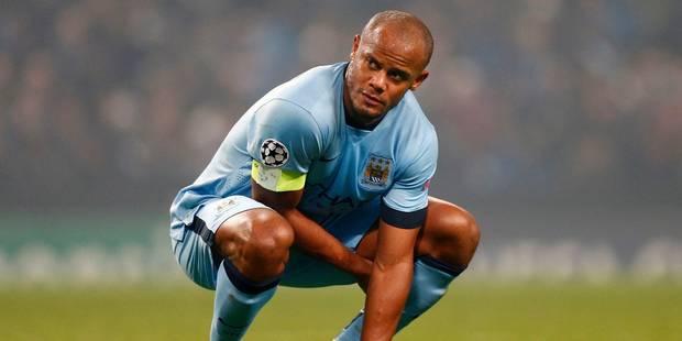 Manchester City privé d'une star pour la Ligue des Champions: que choisira Pellegrini ? - La DH