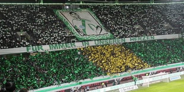 Le magnifique hommage de Wolfsburg à Junior Malanda - La DH