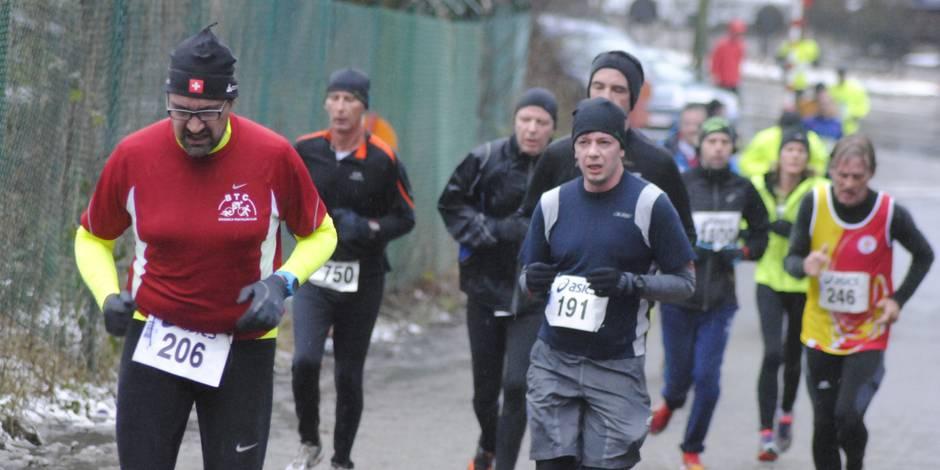 Course à pied à Boitsfort - Des Hivernales dantesques