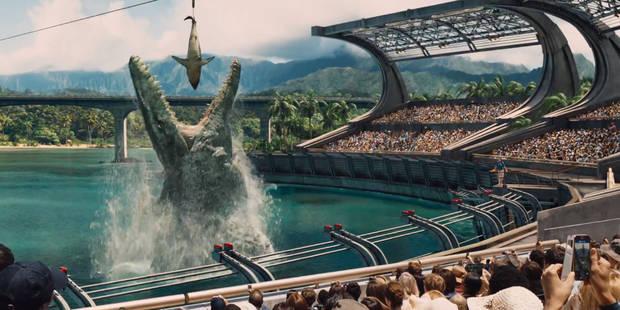 Trouverez-vous les 3 changements du trailer de Jurassic World? - DH.be