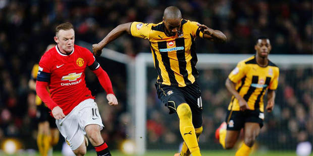FA Cup: Manchester United élimine Cambridge au rattrapage