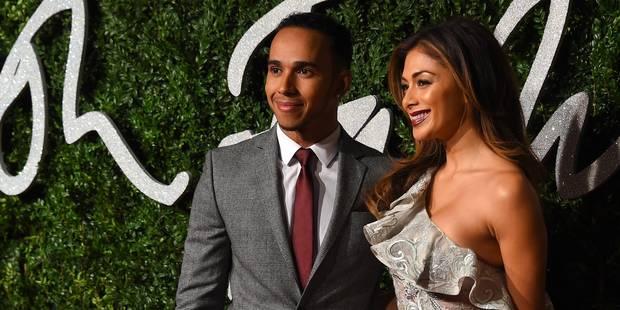 Nicole Scherzinger a-t-elle largué Lewis Hamilton? - La DH
