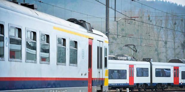 Perturbations sur la ligne Bruxelles-Gand - La DH