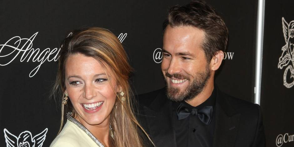 On connaît le prénom de la fille de Blake Lively et Ryan Reynolds