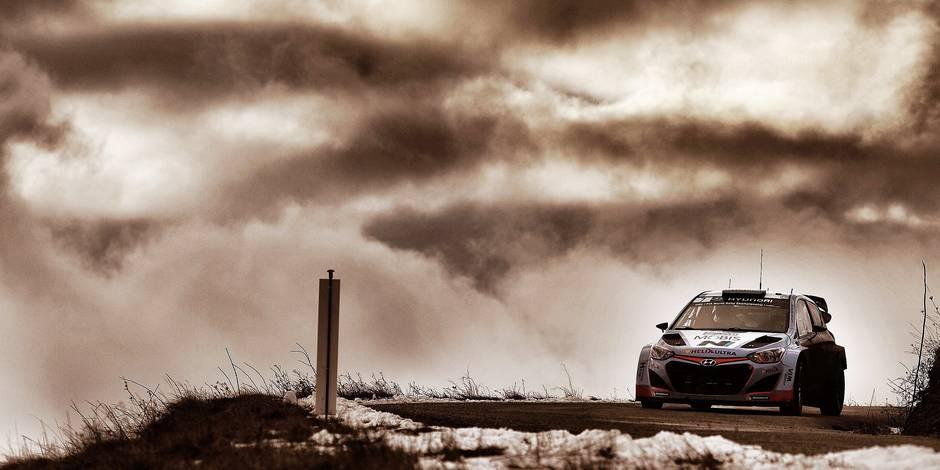 AUTOMOBILE : WRC Rallye Monte Carlo - WRC - 23/01/2015