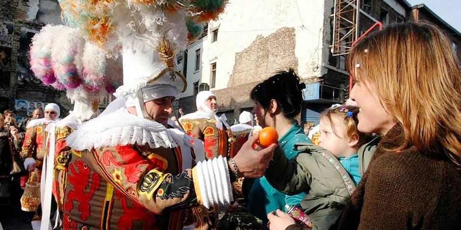 Tout savoir sur le carnaval de Charleroi et de ses environs