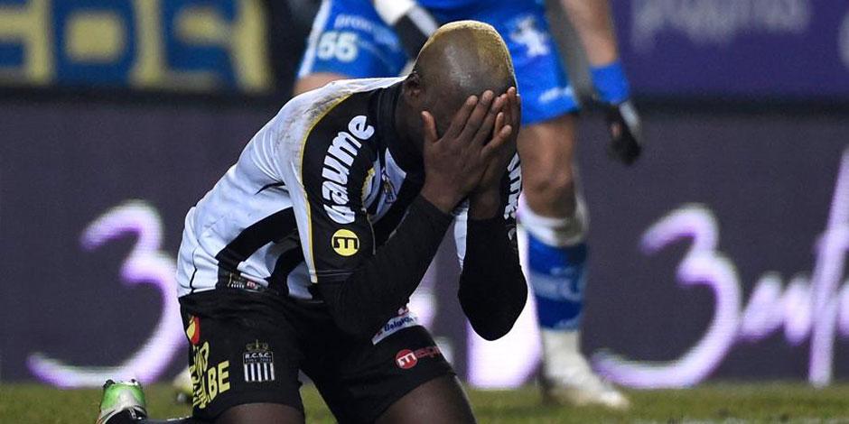 Charleroi reste hors du top 6 malgré un penalty à la dernière seconde (0-0)