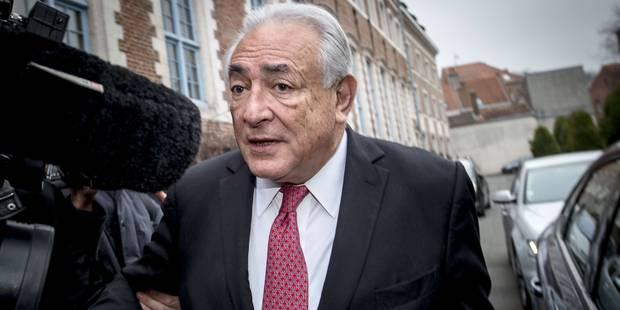 """Le procureur requiert une """"relaxe pure et simple"""" pour DSK - La DH"""