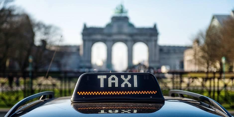 Découvrez le plan taxi de Pascal Smet à Bruxelles - La DH