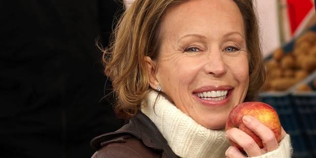 Martine Fallon : la vérité sur ses 60 ans - La DH