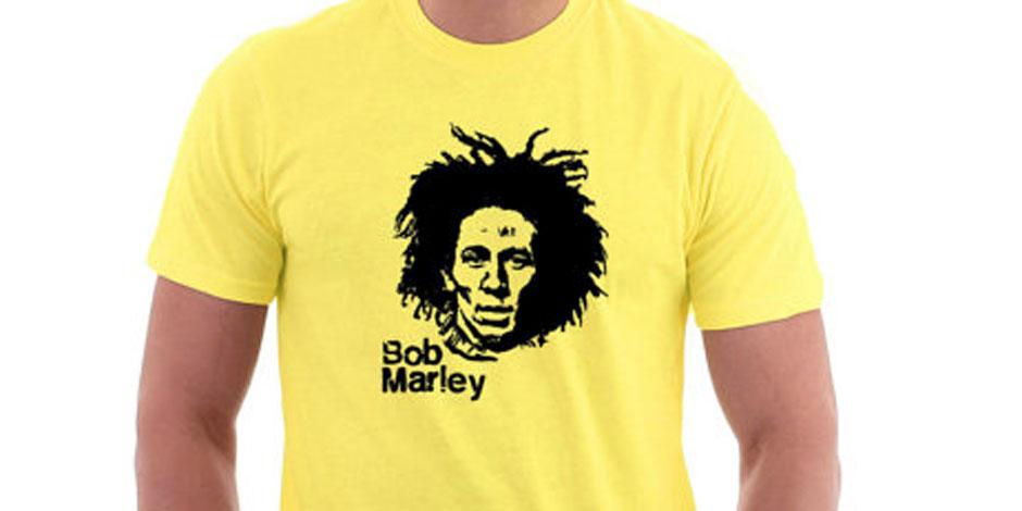Usa des t shirts l 39 effigie de bob marley c 39 est for Montebourg miroir