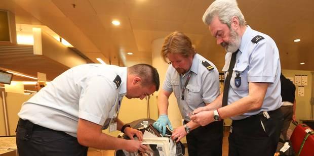 Trois kilos de cocaïne saisis à Brussels Airport - La DH