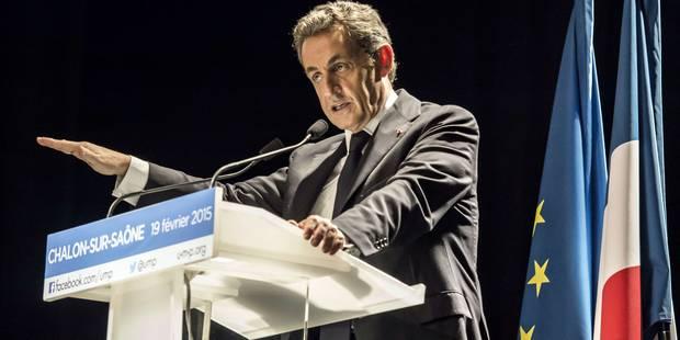 Seulement 22% des Français souhaitent que Sarkozy soit candidat en 2017 - La DH