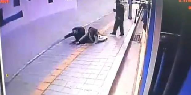 En Corée du Sud, il est dangereux de marcher... sur le trottoir (VIDÉO) - La DH